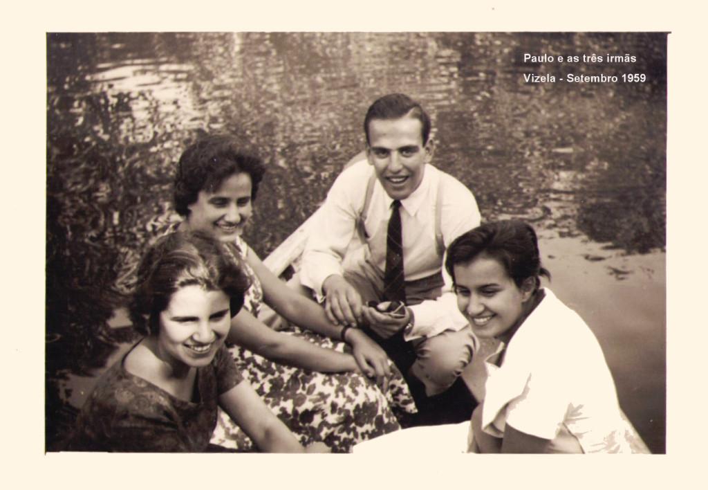 Foto 3 irmãs 1959